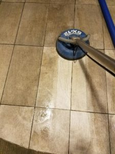 Tile & Grout Cleaning North shore